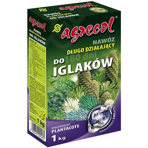 Agrecol Plantacote 6 hónapos fenyőtáp 1 kg