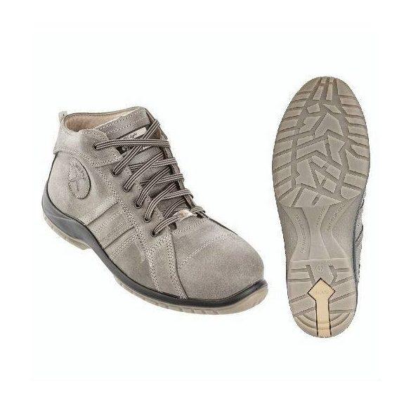 ARES (S3 CK) nappa bőr bakancs, kompozit lábujjvédő, 42