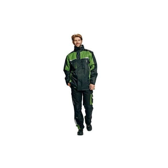 ALLYN téli kabát zöld, XL