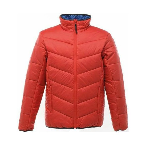 ICEFALL DOWN TOUCH JACKET, piros, L