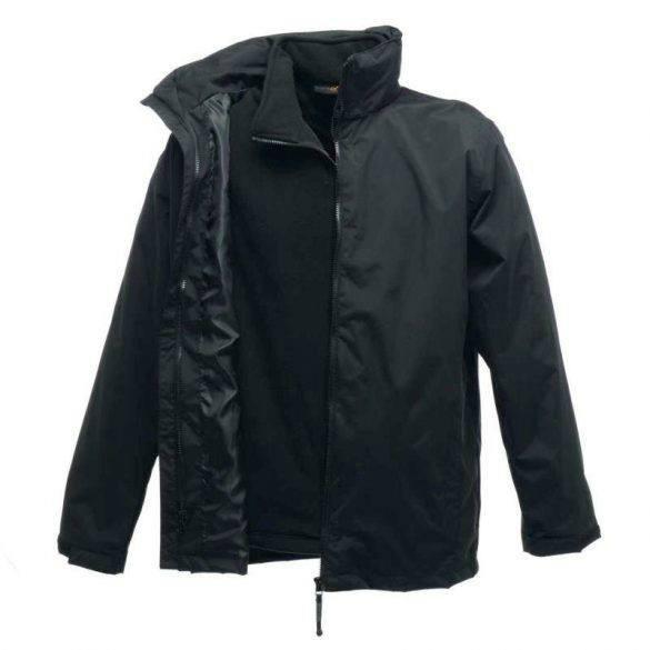 Classic 3in1 vízálló dzseki, fekete L