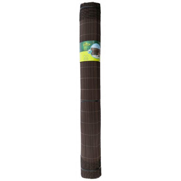 FENCY WICK szintetikus nádfonat barna 1,5x3m