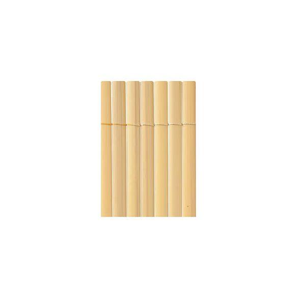 PLASTICANE OVAL bambusz 2x3m