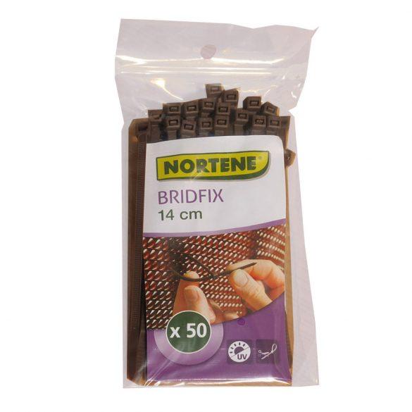 Bridfix 50db/egység barna 14cm