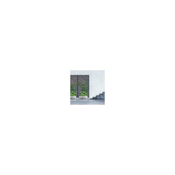 Mosaic PP panel 1x2m antracit