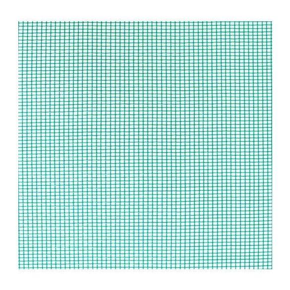 FIBERNET Üvegszálas szúnyogháló zöld 1,2x30m
