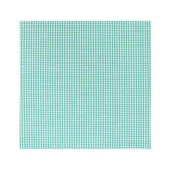 Üvegszálas szúnyogháló zöld 1,5x30m