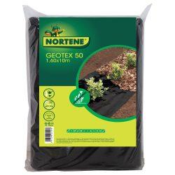 Geotex 50 gr/m2 1,6x10m fekete *