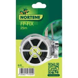 Műanyag bevonatú kötöző 25M zöld *