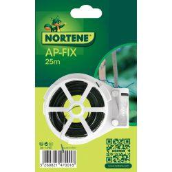 Erősített műanyag kötöző 25m zöld *