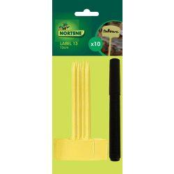 Label 13 +pen  13 cm 10db/cs *