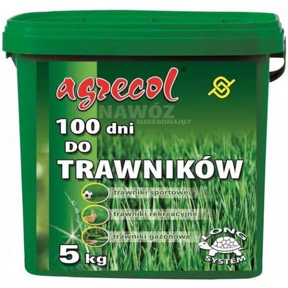 Agrecol 100napos gyeptrágya 5kg