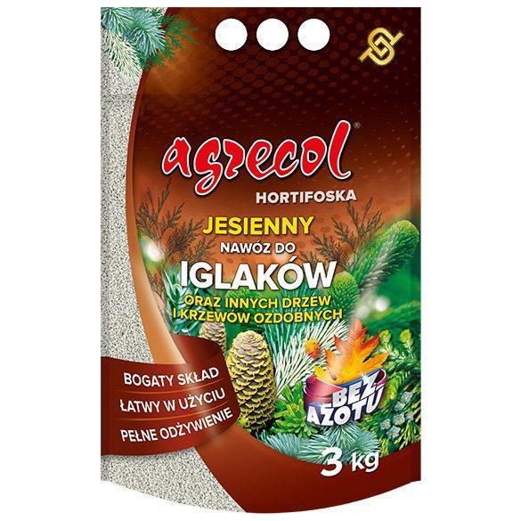 Agrecol örökzöld őszi trágya 3kg