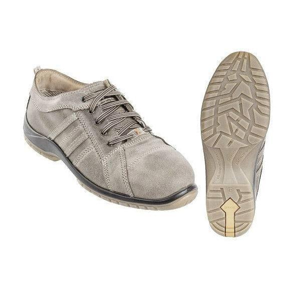 ERMES (S3 CK) nappa bőr cipő, kompozit lábujjvédő, 43