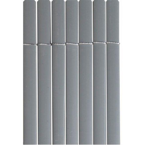 PLASTICANE OVAL szürke 1x3m
