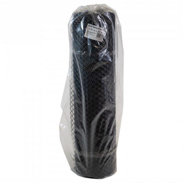 Baromfirács B-92  fekete 0,9x25m