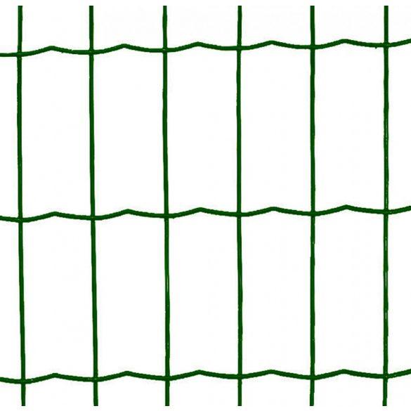 Decomet PVC bevon. fémháló  zöld 1x25m*