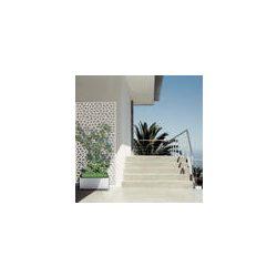 Mosaic PP panel 1x2m fehér