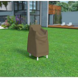 COVERTOP mérsékelten vízálló bútortakaró szövet 90 g/m2 drapp 70 x 70 x h.110 cm