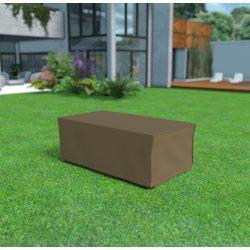 COVERTOP mérsékelten vízálló bútortakaró szövet 90 g/m2 drapp 205 x 105 x h.70 c