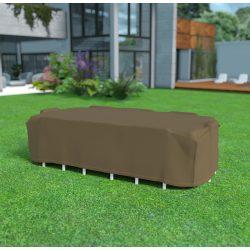 COVERTOP mérsékelten vízálló bútortakaró szövet 90 g/m2 drapp 325 x 205 x h.90 c