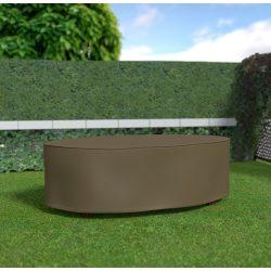 COVERTOP mérsékelten vízálló bútortakaró szövet 90 g/m2 drapp 230 x 130 x h.70 c