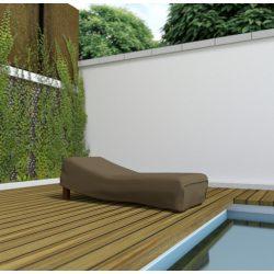COVERTOP mérsékelten vízálló bútortakaró szövet 90 g/m2 drapp 200 x 80 x h.40 cm