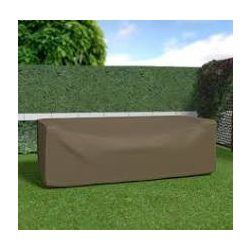 COVERTOP mérsékelten vízálló bútortakaró szövet 90 g/m2 drapp 230 x 100 x h.70 c