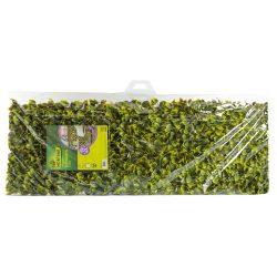 FLEXIGREEN műanyag apácarács díszlevelekkel zöld/barna 1 x 2