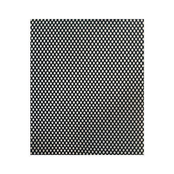 TREEX (Flexguard) facsemetevédő rács, kötegenként címkézett fekete O 6 x 80 cm