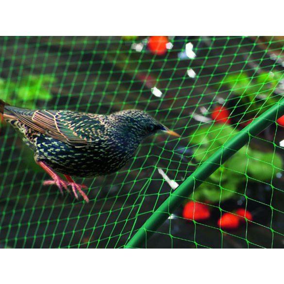 BIRDNET Madárháló zöld 2x10m