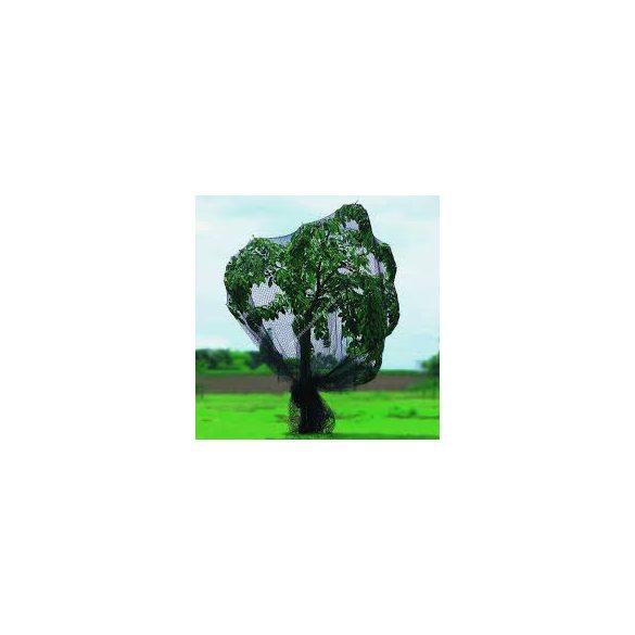 PRONET hurkolt védőháló zöld 5x12m