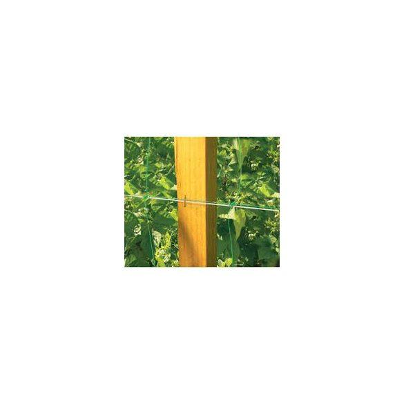TRELLINET PP (Sz-120/8) növénytartó háló színtelen 1,2 x 10