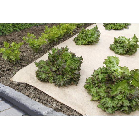 JUTESOL 140 g/m2 természetes talajtakaró natúr 0,80 x  10