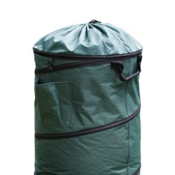 POP UP MAX  lombgyűjtő zsák merev aljjal zöld O 56 cm x 71 cm