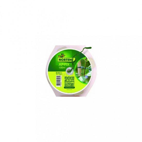 Erősített műanyag kötöző 100m zöld