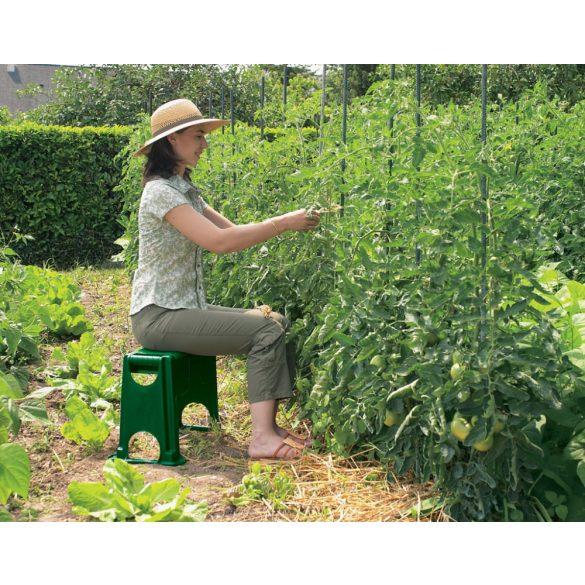 GARDEN SIT kerti szék zöld 56 x 38 x 28 cm