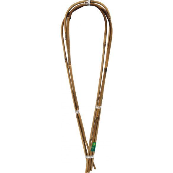 Bambusz karó ívelt 0,6 m *