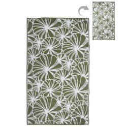 Kültéri szőnyeg virág mintával OC21